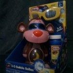 Little-Tykes-3d-Bubble-Bellies-Monkey-Frog-or-Rabbit-0-0