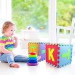 Matney-Kids-Foam-Floor-Alphabet-and-Number-Puzzle-Mat-Multicolor-36-Piece-0