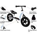 Maxtra-Balance-Bike-Footrest-Designed-Bicycle-Lightweight-Adjustable-White-for-Ages-2-to-7-Years-Old-0-0