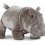 Melissa-Doug-Giant-Hippopotamus-Lifelike-Stuffed-Animal-over-2-feet-long-0