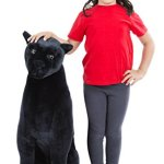 Melissa-Doug-Giant-Panther-Lifelike-Stuffed-Animal-nearly-3-feet-tall-0