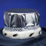 Metallic-Silver-Trim-Kings-Crown-0