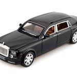 Model-carGreshare-124-Rolls-Royce-Phantom-Diecast-Sound-Light-Pull-Back-Model-Toy-Car-Black-New-in-Box-0-0