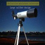 Monocular-Refraction-Telescope-Beginner-Astronomy-Enthusiast-Children-Telescope-0-1