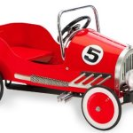 Morgan-Cycle-Retro-Style-Pedal-Car-Red-0