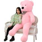 MorisMos-Giant-Big-Teddy-Bear-Cuddly-Stuffed-Animals-Plush-Toy-Doll-for-Girlfriend-Children-Pink-12M47-0-0