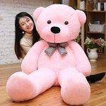 MorisMos-Giant-Cute-Soft-Toys-Teddy-Bear-for-Girlfriend-47-Pink-Teddy-Bear-0-0