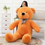 MorisMos-Giant-Teddy-Bear-Plush-Stuffed-Animals-Soft-Toys-For-Children-Kids-Girlfriend-55-14M-Brown-0-0