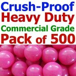 My-Balls-Pack-of-500-Jumbo-3-Rose-Red-Color-Commercial-Grade-Ball-Pit-Balls-Air-filled-Crush-Proof-in-5-Colors-Phthalate-Free-BPA-Free-PVC-Free-0