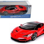 NEW-118-WB-MAISTO-SPECIAL-EDITION-COLLECTION-RED-LAMBORGHINI-CENTENARIO-Diecast-Model-Car-By-Maisto-0
