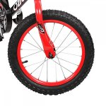 NEW-16-Steel-Frame-Children-BMX-Boy-Kids-Bike-Bicycle-With-Training-Wheels-16B-0-1