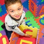 NON-TOXIC-36-Piece-ABC-Foam-Mat-Alphabet-Number-Puzzle-Play-Flooring-Mat-for-Children-Toddlers-0-0