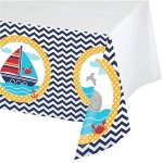 Nautical-Baby-Shower-Supplies-Decorations-Set-Including-Plates-Napkins-Cups-Table-Cover-and-Banner-0-1
