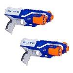 Nerf-N-Strike-Elite-Disruptor-6-Dart-Rapid-Fire-Nerf-Gun-Blaster-Shoots-90-ft-Twin-Pack-0-0
