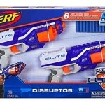 Nerf-N-Strike-Elite-Disruptor-6-Dart-Rapid-Fire-Nerf-Gun-Blaster-Shoots-90-ft-Twin-Pack-0