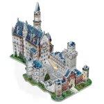 Neuschwanstein-Castle-3D-Jigsaw-Puzzle-890-Piece-0-0