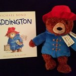 New-Paddington-Bear-Plush-14-Inches-With-Tags-with-Paddington-Bear-Hardcover-Book-by-Kohls-Cares-for-Kids-0