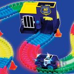 ONTEL-Magic-Tracks-Resuce-Race-Car-Set-Multicolor-10-0-2