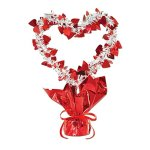 Pack-of-12-Red-and-White-Heart-Gleam-N-Shape-Valentines-Centerpieces-115-0