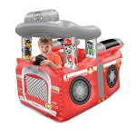 Paw-Patrol-Fire-Truck-with-50-Balls-Playhouse-0