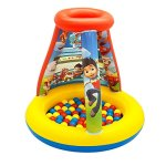 Paw-Patrol-To-The-Lookout-Playland-with-15-Balls-Playhouse-0