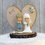 Precious-Moments-Wedding-Cake-Toppers-by-Wedding-Collectibles-0