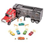 Prextex-24-Detachable-Carrier-Truck-Toy-Car-Transporter-With-Rubber-Wheels-and-6-Toy-Cars-Toys-For-Boys-And-Girls-0-0