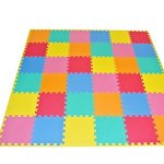 ProSource-Kids-Puzzle-Solid-Play-Mat-0