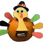 Pumpkin-Decor-Kit-Push-In-No-Carving-for-Fall-Halloween-Thanksgiving-2pk-Scarecrow-Turkey-0-1