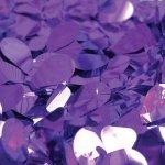 Purple-Metallic-Floral-Sheeting-0