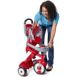 Radio-Flyer-Ez-Quick-Fold-Stroll-N-Sturdy-Steel-Frame-4-Ways-to-Ride-Childrens-Red-Trike-with-Height-adjustable-Push-handle-and-Canopy-0-1