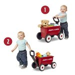 Radio-Flyer-My-1st-2-in-1-Wagon-Ride-On-Red-0-1