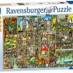 Ravensburger-Colin-Thompson-Bizarre-Town-Jigsaw-Puzzle-5000-Piece-0