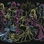 Ravensburger-Fluorescent-Disney-Princesses-Jigsaw-Puzzle-100-Piece-0-2