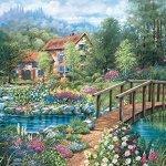 Ravensburger-Shades-of-Summer-Puzzle-2000-PC-0-0