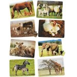 Real-Life-Mother-Baby-Animal-Puzzles-Both-Sets-0