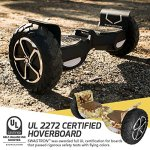 SWAGTRON-T6-Off-Road-Hoverboard-First-in-the-World-to-Handle-Over-380-LBS-Up-to-12-MPH-UL2272-Certified-10-Wheel-0-0