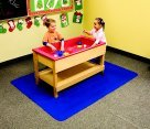 School-Specialty-1396182-Protective-Sand-and-Water-Floor-Mat-Polyester-45-x-58-Size-Blue-0