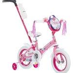 Schwinn-Girls-Petunia-12-inch-Steerable-BikePinkWhite-0-0
