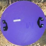 Snow-Sled-Saucer-Heavy-Duty-Purple-by-MH-Sleds-0