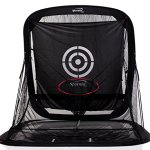 Spornia-SPG-5-Golf-Practice-Net-Automatic-Ball-Return-System-with-Target-sheet-Two-Side-Barrier-and-Chipping-Target-0