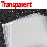 Sticky-Mat-Pad-Replacement-Sheets-Fits-All-Traction-Board-Approximate-Size-15-x-18-Transparent-Great-for-Grip-and-Traction-Volleyball-Wrestling-by-StepNGrip-Transparent-60-Sheets-0-1