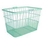 Sunlite-Standard-Mesh-Bottom-Lift-Off-Basket-w-Bracket-Green-0