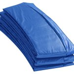 Super-Trampoline-Replacement-Safety-Pad-Spring-Cover-Fits-Oval-Frames-Blue-0