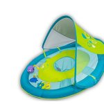 SwimWays-Baby-Spring-Float-Sun-Canopy-Includes-5-Tethered-Toys-And-Reusable-Carry-Bag-0