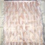 Tahari-Mauve-Pink-Faux-Fur-Table-Mantle-Runner-X-Long-16-x-72-0-1
