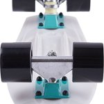 Ten-Toes-Board-Emporium-The-Quip-Complete-Skateboard-Classic-Plastic-Mini-Cruiser-0-2