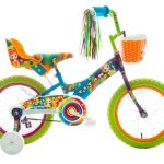 Titan-Girls-Flower-Power-Princess-BMX-Bike-Multi-Color-16-Inch-0