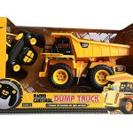 Top-Race-TR-112-5-Channel-Fully-Functional-RC-Dump-Truck-with-Lights-and-Sound-0-2