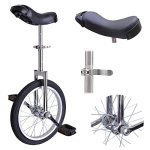 Triprel-Inc-16-Inch-Wheel-Performance-Unicycle-CHROME-0-0